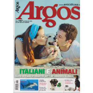 Argos - n.90 - mensile - 15/7/2021