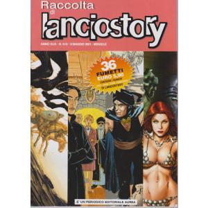 Raccolta di Lanciostory - n. 19 - 8 maggio   2021 - mensile -