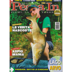 Pesca in - n. 9 - mensile -settembre  2021