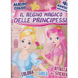 Toys2 Giochi e Colori -Album color -  Il regno magico delle principesse - n. 47 - bimestrale -11 febbraio 2021