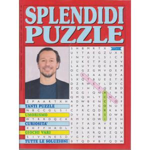 Splendidi Puzzle - n. 85 - trimestrale -maggio - luglio  2021