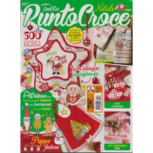 Fantastico Ricamo -  Tutto a punto croce Natale-   n.54 - mensile