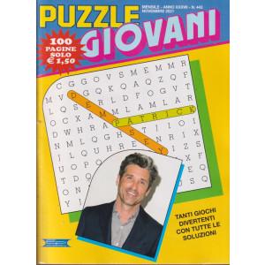 Puzzle Giovani - n. 443 - mensile -novembre  2021 - 100 pagine