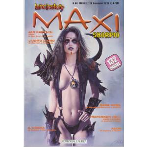 Lanciostory Maxi - &  Skorpio - n. 66 - mensile - 28 gennaio 2021