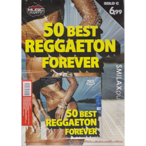 Music Party-Var.30 - 50 best reggaeton forever -   n. 1 - trimestrale -12 febbraio 2021