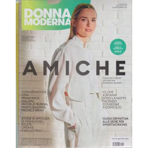 Donna Moderna  + Giallo zafferano - n.12 - 4 marzo  2021 - settimanale - 2 riviste