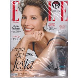 Elle + Gel mani  - n. 48 - 17 dicembre 2020 - settimanale
