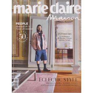 Marie Claire Maison - n. 4 - mensile -aprile 2021- edizione italiana