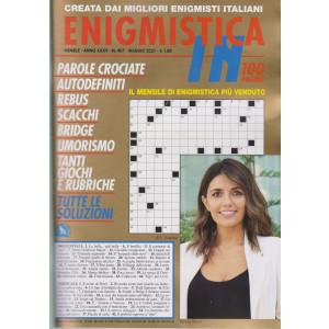 Enigmistica In - n. 407  - mensile -maggio 2021 - 100 pagine