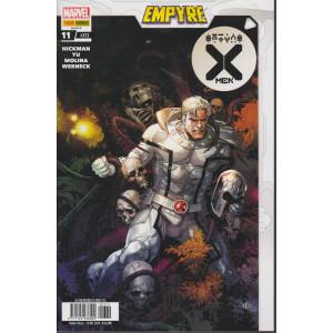 Gli incredibili X-Men - Empyre - n. 372 - mensile -10 dicembre 2020