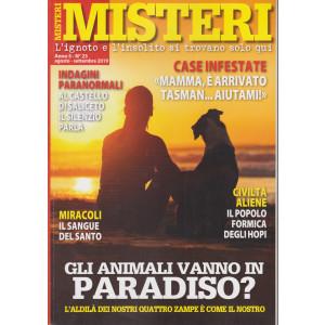 Misteri - n. 23 - agosto - settembre 2019- bimestrale