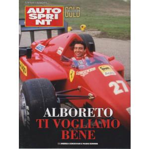 Autosprint Gold collection - n. 15 - Alboreto ti vogliamo bene