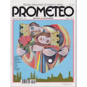 Prometeo - n. 153 - marzo 2021 - trimestrale