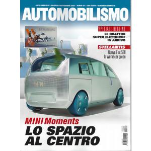 Automobilismo - n. 9 - mensile - agosto - settembre 2021