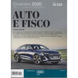 Auto e fisco - n. 4 - dicembre 2020 - mensile