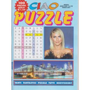 Ciao Puzzle - n. 370 -marzo  2021 - 100 pagine