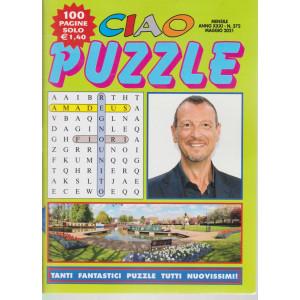 Ciao Puzzle - n. 372 -maggio    2021 - 100 pagine