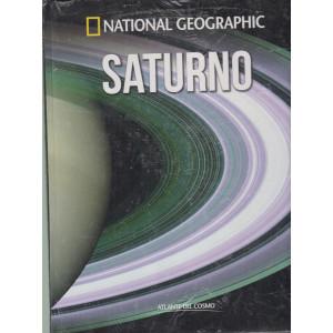 National Geographic   - Saturno -  n. 17 - settimanale- 5/2/2021 - copertina rigida