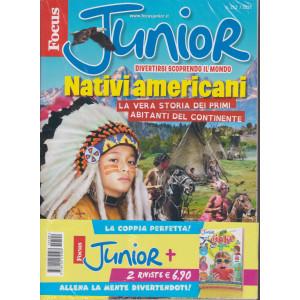 Focus Junior - + Focus Junior per Gopko - n. 212/2021- 2 riviste