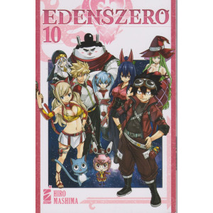 Young -n. 325 -    Eden Zero 10    mensile -agosto   2021 - edizione italiana