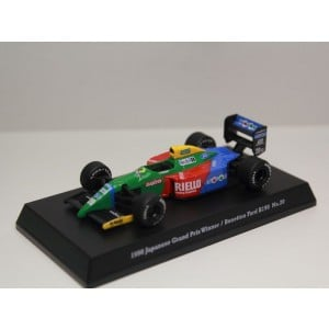 Formula 1 - Auto Collection Nelson Piquet - Benetton B190 - 1990