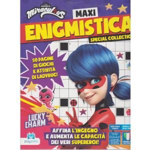 Miraculous maxi enigmistica  special collection - n. 5 - luglio - agosto 2021 - bimestrale