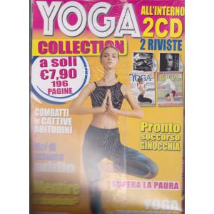 Yoga Collection + all'interno 2 cd -+ 2 riviste n. 3 - bimestrale - febbraio - marzo 2021