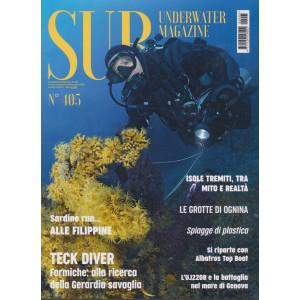 Sub underwater magazine - n. 405 - bimestrale - 20 dicembre 2020