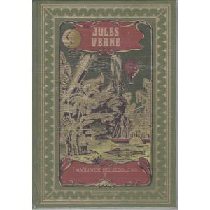 Jules Verne -I viaggiatori del secolo XIX - n. 65 - settimanale - 19/12/2020- copertina rigida