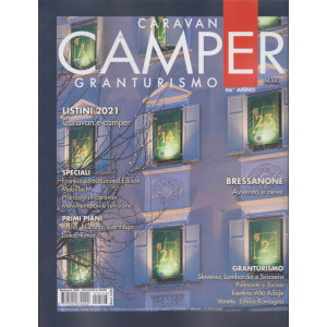 Caravan e Camper  - Granturismo - n. 526 -dicembre  2020 - mensile
