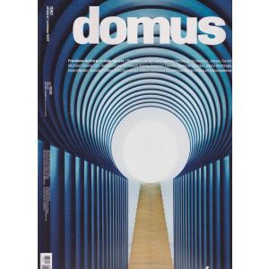Domus   - n. 1061 - ottobre 2021 -  mensile - italiano - inglese