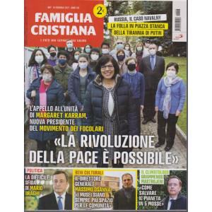 Famiglia Cristiana - n- 7- settimanale - 14 febbraio  2021