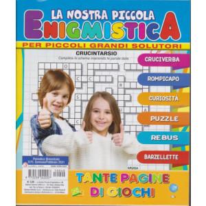 Abbonamento La Nostra Piccola Enigmistica (cartaceo  bimestrale)