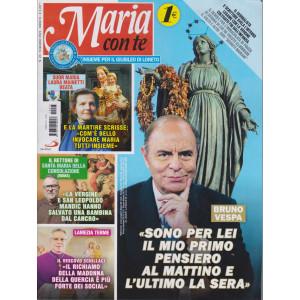 Maria con te - n. 23 - settimanale -6 giugno   2021
