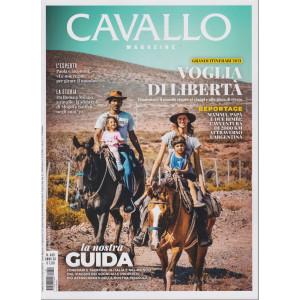 Cavallo Magazine   - n. 408- maggio - luglio  2021  - mensile