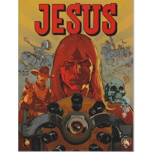 Collana Reprint - Jesus - n. 201 - Canto di morte - La legge di Jesus - maggio - giugno   2021  -bimestrale