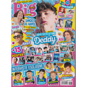 Big magazine - n. 276 - mensile - ottobre  2021