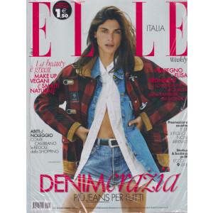 Elle Italia- n. 40 - settimanale -30/10/2021