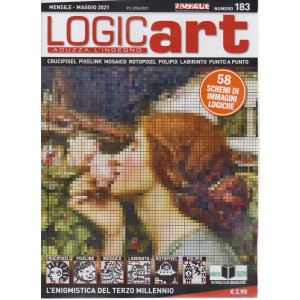 Logic Art - n. 183 - mensile - maggio    2021