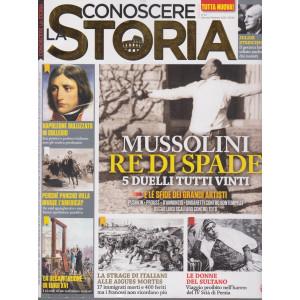Conoscere la storia - n. 57 - bimestrale -marzo - aprile  2021