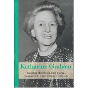 Grandi donne - n. 38 -Katharine Graham-  settimanale -4/6/2021 - copertina rigida