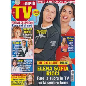 Abbonamento Dipiù TV (cartaceo  settimanale)