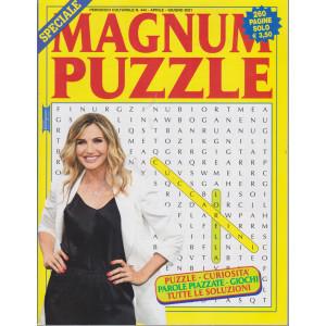 Speciale Magnun Puzzle - n. 444 - aprile - giugno 2021 - 260 pagine