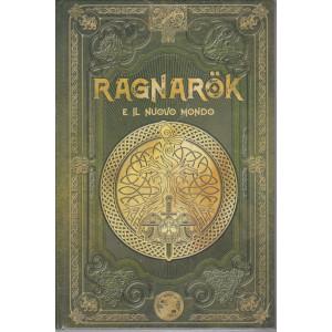 Mitologia Nordica- Ragnarok e il nuovo mondo   -  n. 27- settimanale - 2/4/2021- copertina rigida