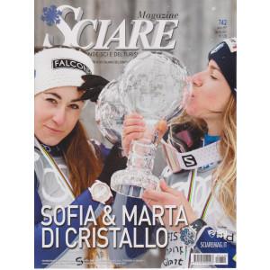 Sciare magazine - n. 742 -aprile 2021    - quindicinale