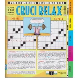 Cruci Relax - n. 199 - mensile -16/12/2020