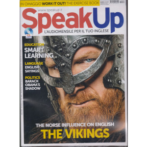 Speak Up - n. 430 - gennaio 2021 - mensile - rivista + cd audio