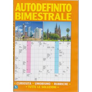 Autodefinito Bimestrale - n. 44 - bimestrale - aprile - maggio 2021
