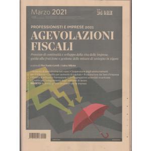 Agevolazioni fiscali  - n. 1 - marzo 2021- mensile