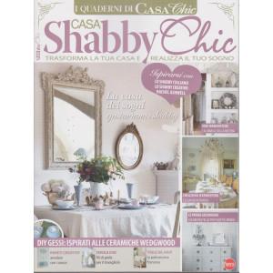 I quaderni di Casa Chic  -  Shabby Chic - n. 4 - bimestrale - gennaio - febbraio 2021